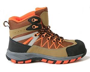 劳保鞋A06-2棕色